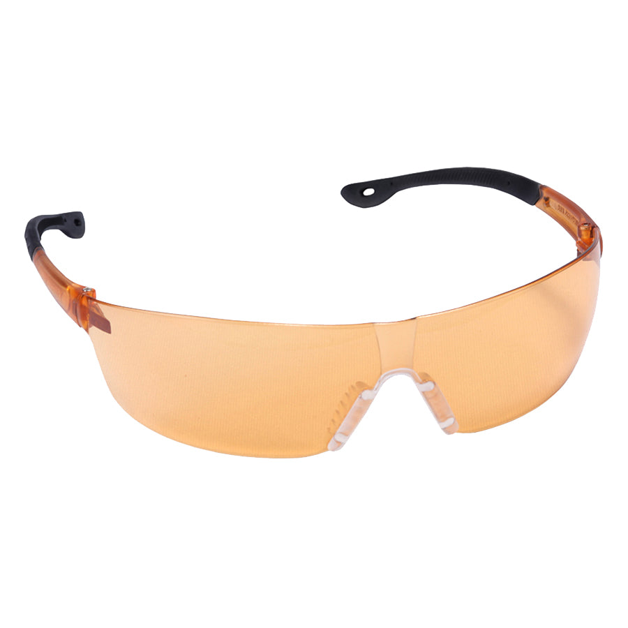Jackal Orange Glasses