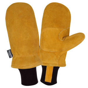 Freeze Beater Russet Color Mitten