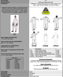 Defender™ Premium Microporous Coverall with Hood & Boots