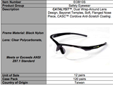 Catalyst Clear Safety Glasses