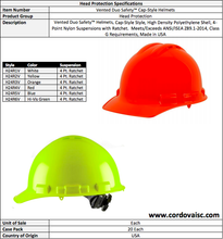 Load image into Gallery viewer, White Cap-Style Helmet