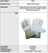 Load image into Gallery viewer, Shoulder Split PE Cuff Gloves