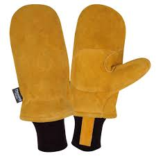 Freeze Beater Leather Gloves