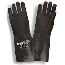 Neoprene Supported Rough Finish Gloves