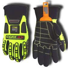 OGRE Aramid Palm Mechanic Gloves