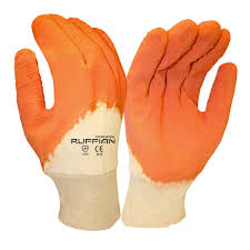 Premium Supported Latex Gloves
