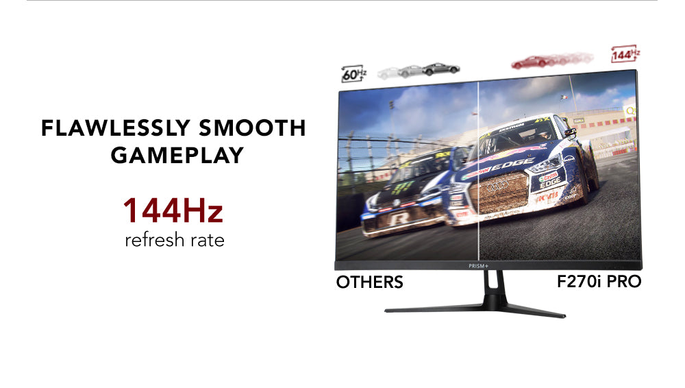 F270i PRO 144Hz Refresh Rate Gaming Monitor