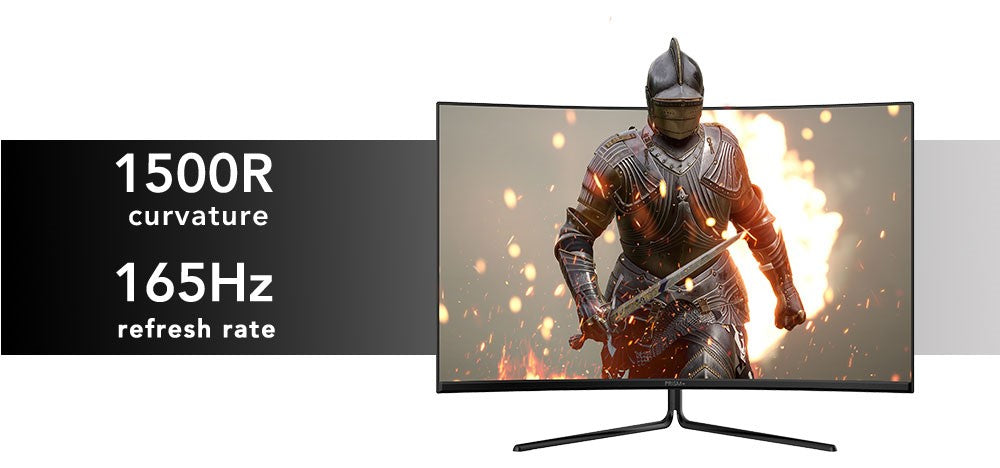 X270 165Hz Curved Gaming Monitor