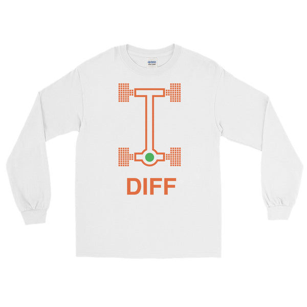 DIFF Long Sleeve T-Shirt