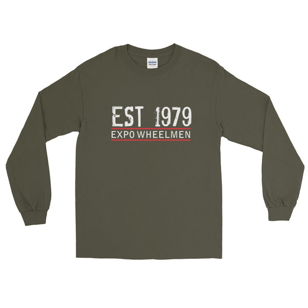 EXPO EST 1979 Long Sleeve T-Shirt