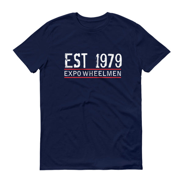 EXPO EST 1979 Short Sleeve T-Shirt