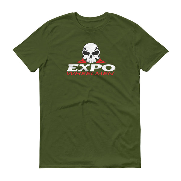 EXPO Skull Short Sleeve T-Shirt