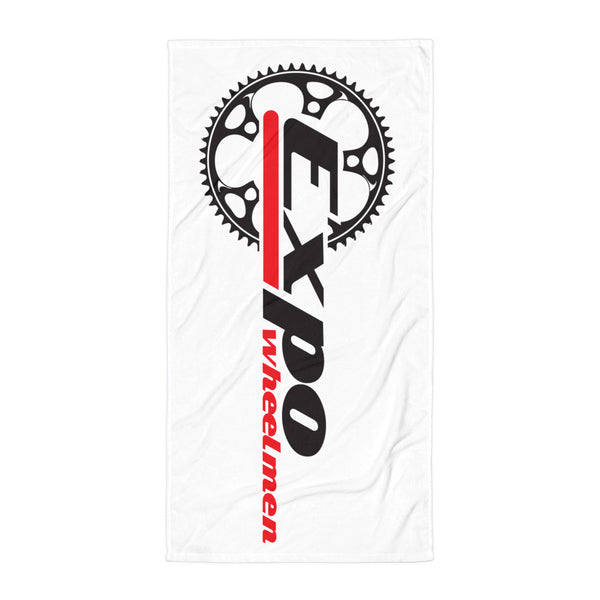 EXPO Chainring Beach Blanket