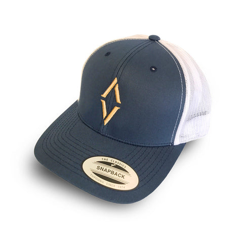 Athletes of Valor Hat - Navy/White