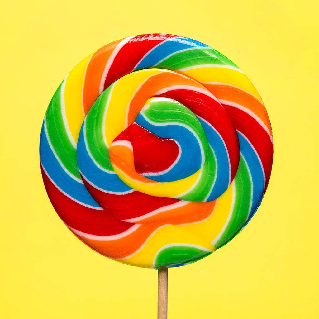 Rainbow Lolly Pop