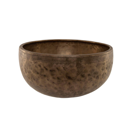 Sound bath singing bowl