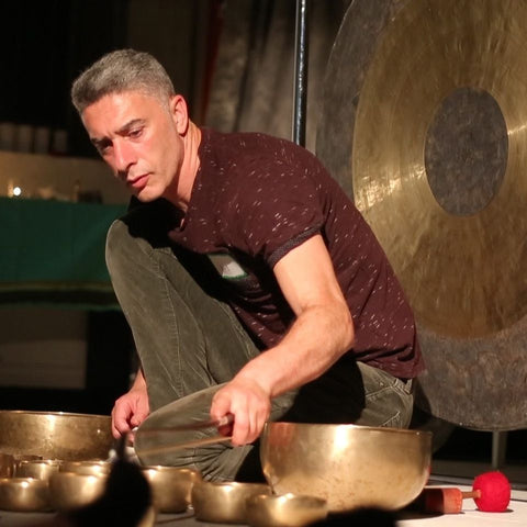 Guy Beider Sound healing