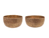 Binaural set of medium Thadobaties  TG#91 / TG#92 SINGING BOWL Bells of Bliss