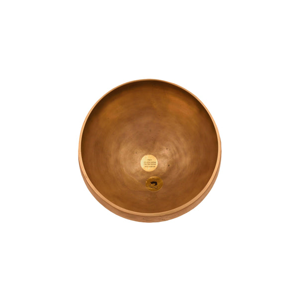 Pedestal Singing bowl PdC#1 SINGING BOWL Bells of Bliss