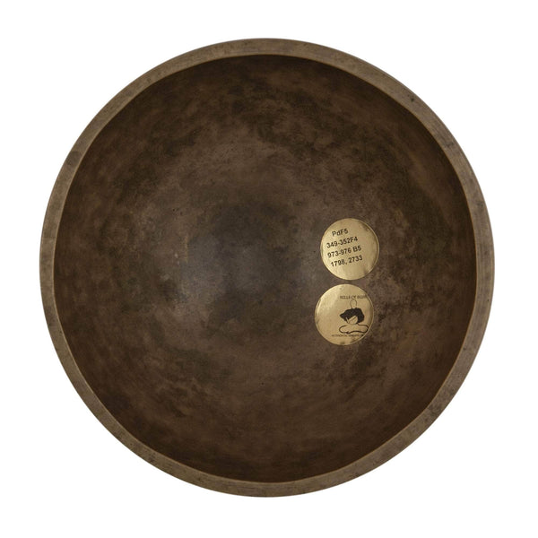 Pedestal singing bowl PdF5 SINGING BOWL Bells of Bliss
