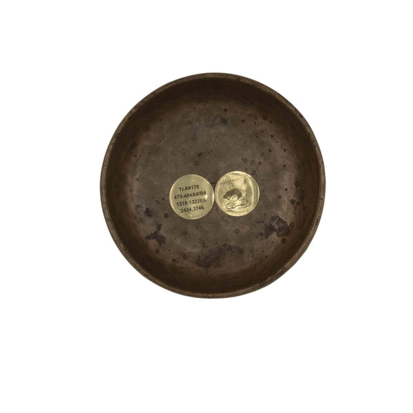Singing bowl Thadobati cup TcA#170 SINGING BOWL Bells of Bliss