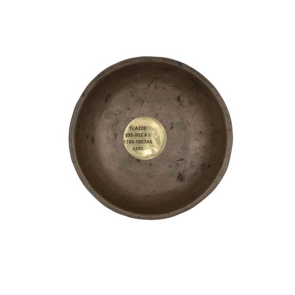Singing bowl Thadobati cup TcA228 SINGING BOWL Bells of Bliss