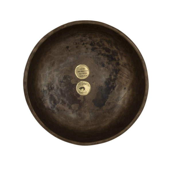 Singing bowl Thadobati TC#164