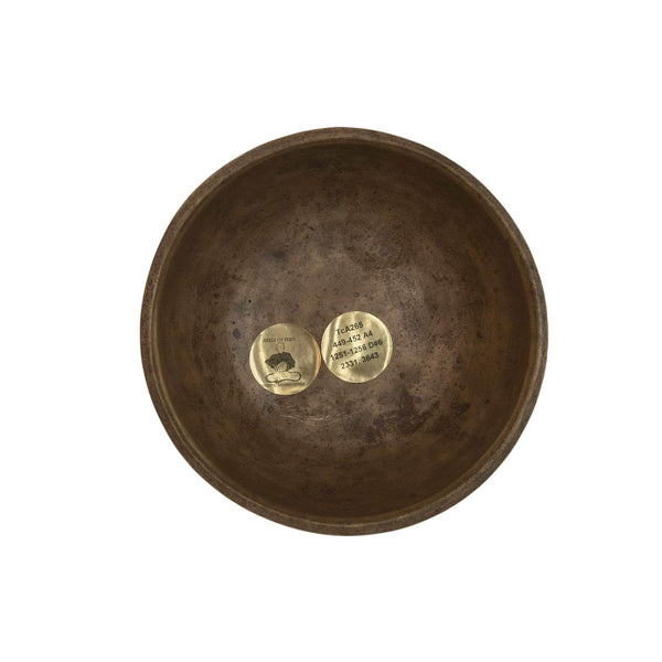 Singing bowl Thadobati TcA265 SINGING BOWL Bells of Bliss