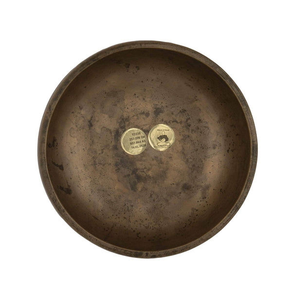 Singing bowl Thadobati TD235