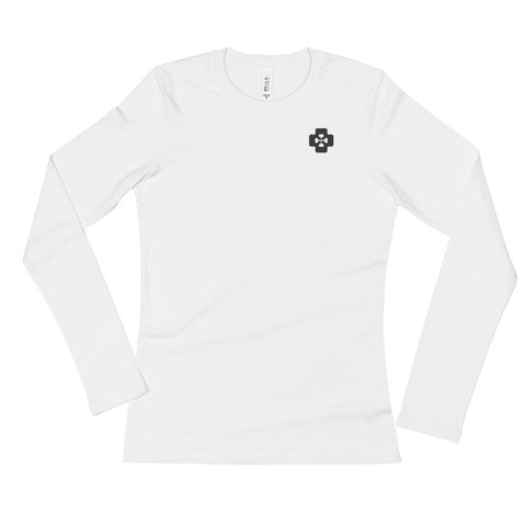 Fit2Give: Women's Long Sleeve Tee