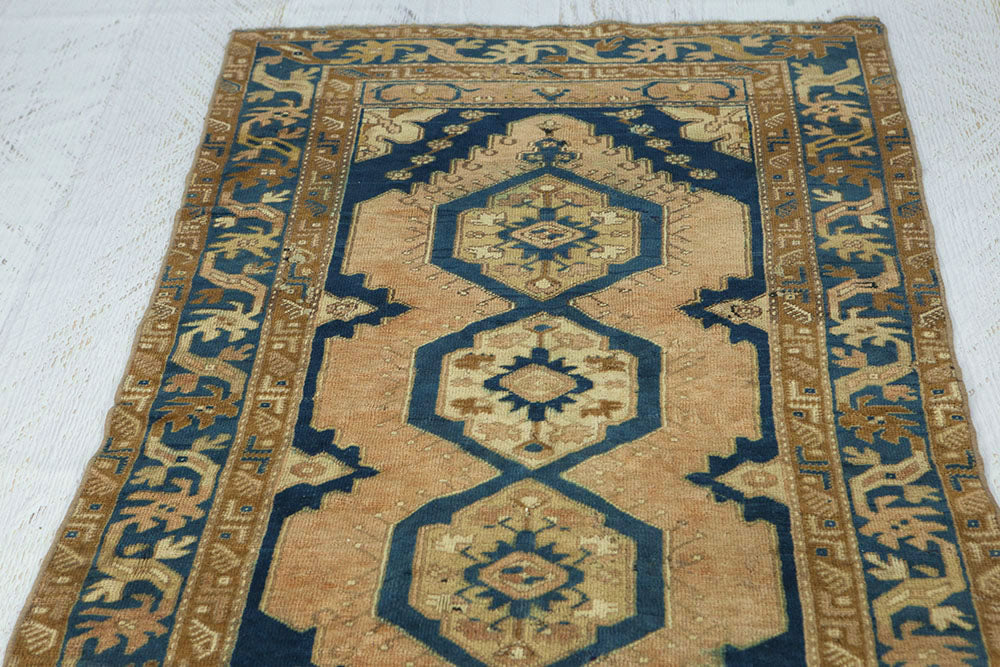 Lucy Vintage Turkish Rug