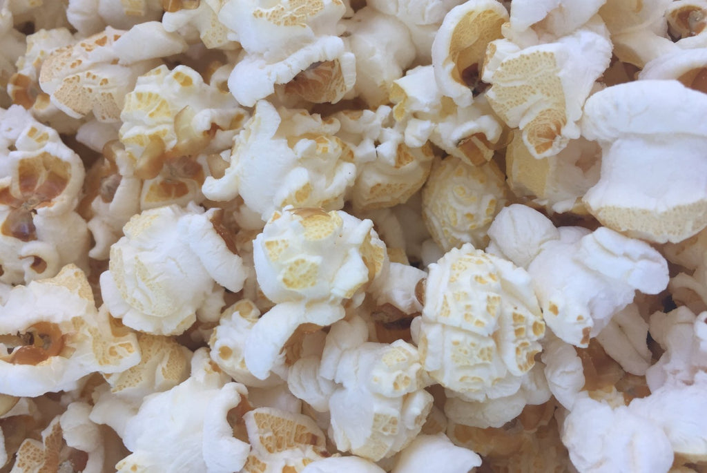 Salt and Vinegar Popcorn