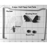 X-keys Flippy Feet for XK-60, XK-80, and XK-68