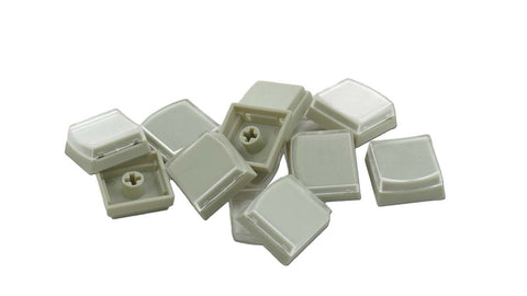 X-keys Key Caps, Grey
