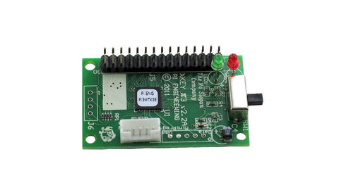 X-keys USB Encoder Board