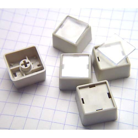 Industrial Replacement Keycaps for X-keys (Pack of 10)