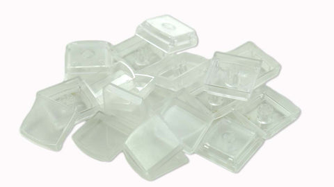 X-keys Key Caps, Clear
