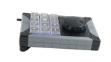 X-keys 12 Programmable Keypad with Jog Shuttle