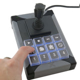 X-keys 112 Programmable Keys and Joystick