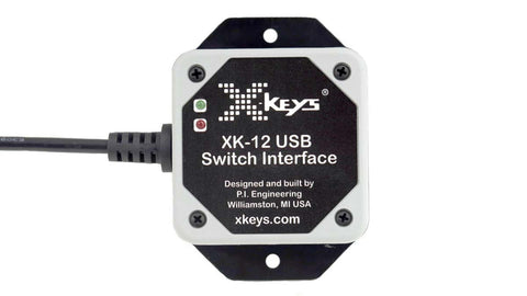 X-keys 12 Switch Interface