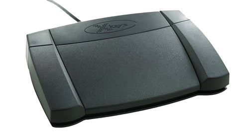 X-keys Media Player Foot Pedal