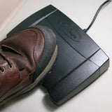 X-keys Programmable Front Hinged Foot Pedal