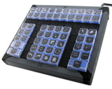 X-keys 60 Key Programmable Keypad KVM