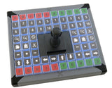 X-keys 68 Key Keypad with Joystick