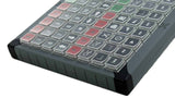 X-keys XK80, 80 key programmable keypad KVM
