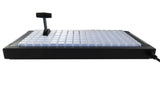 X-keys 124 Key Programmable Keyboard with T-Bar