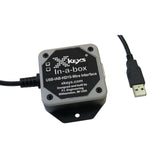 X-Keys XK-1332 USB HD15 Wire Interface
