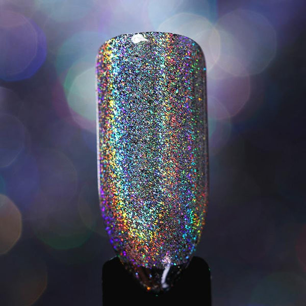 Holographic Nail Galaxy Glitter