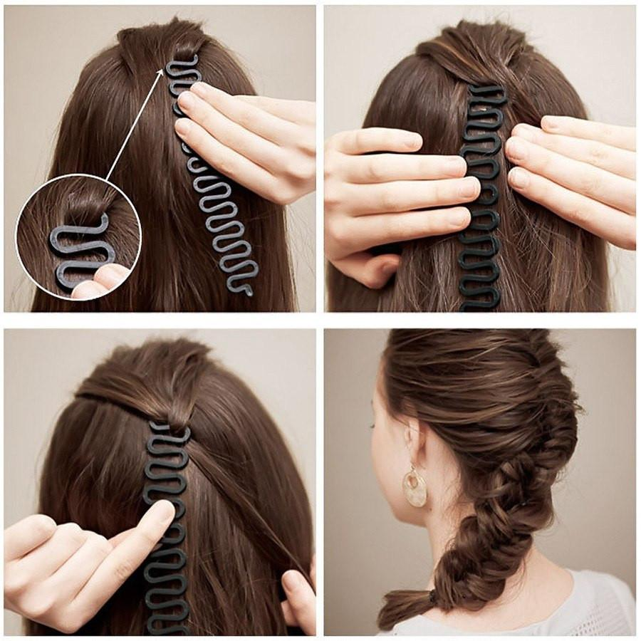 Twisty Hair Braiding Tool