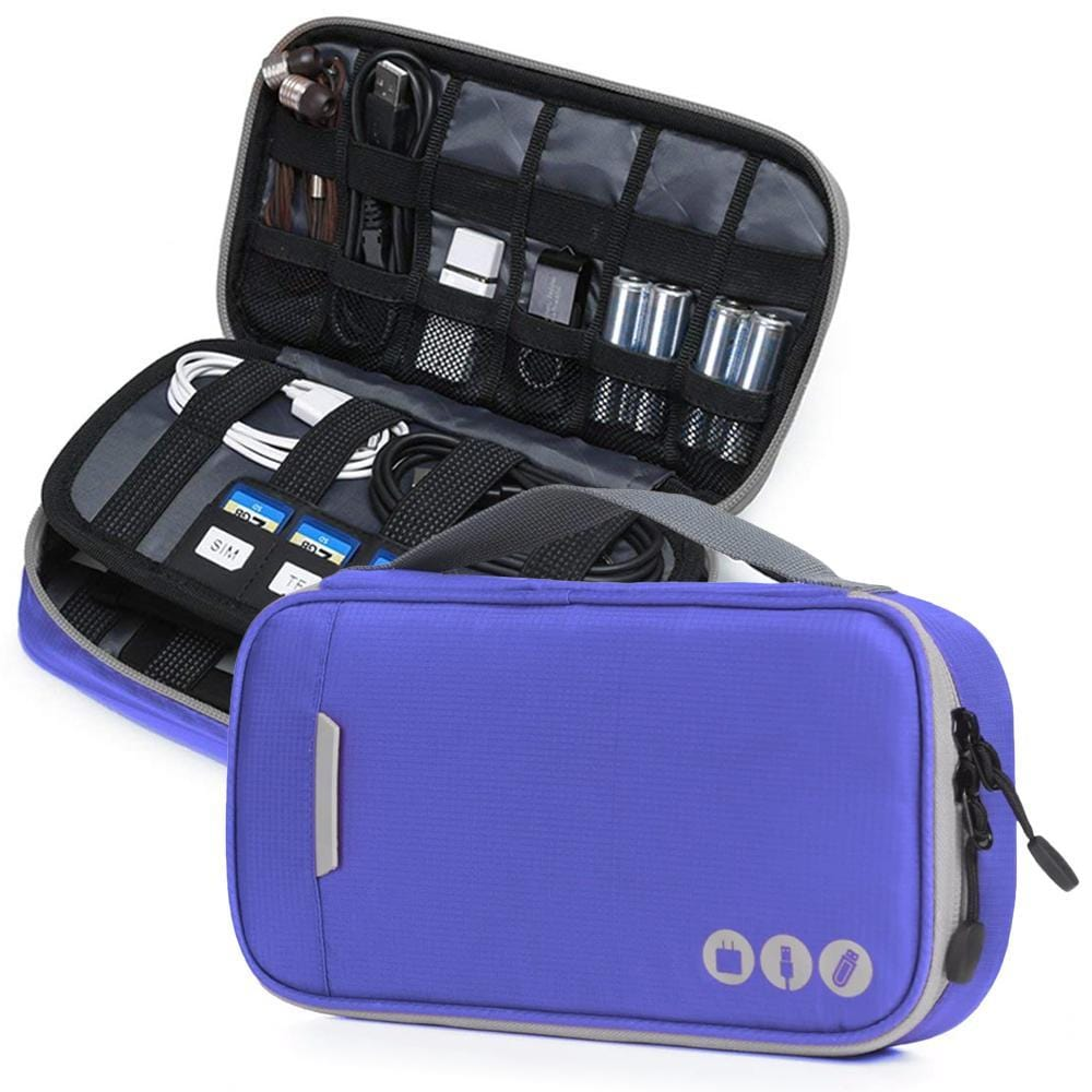 3-Layer Electronics and Cable Organizer